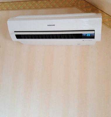 Airco warmtepomp Samsung