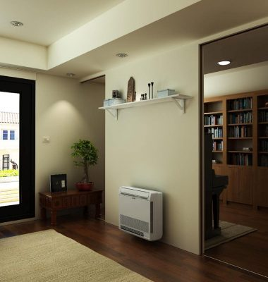 Samsung airco vloermodel