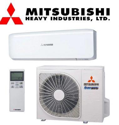warmtepomp Mitsubishi