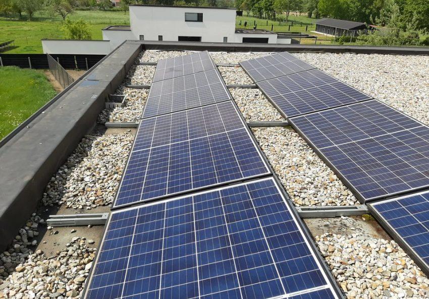 Installateur zonnepanelen Sint-Lievens-Houteml