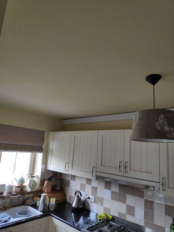 Realisatie Daikin multisplit warmtepomp met 4 binnenunits Nexura & Stylish wit te Naaldekensweg te Lede