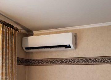 Realisatie Samsung multisplit airco/warmtepomp met 2 binnenunits wind free Elite + Comfort in de Dwarsstraat te Lede