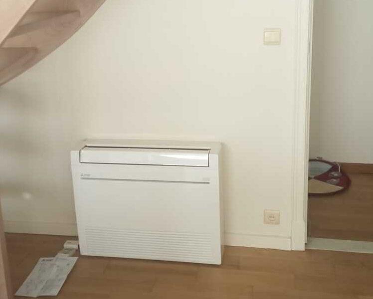 Realisatie Mitsubishi multisplit airco/warmtepomp met 4 binnenunits te Gent