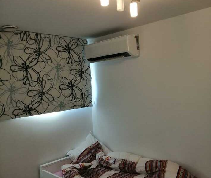 Realisatie Samsung multisplit airco/warmtepomp met 3 binnenunits wind free Comfort De Pinte