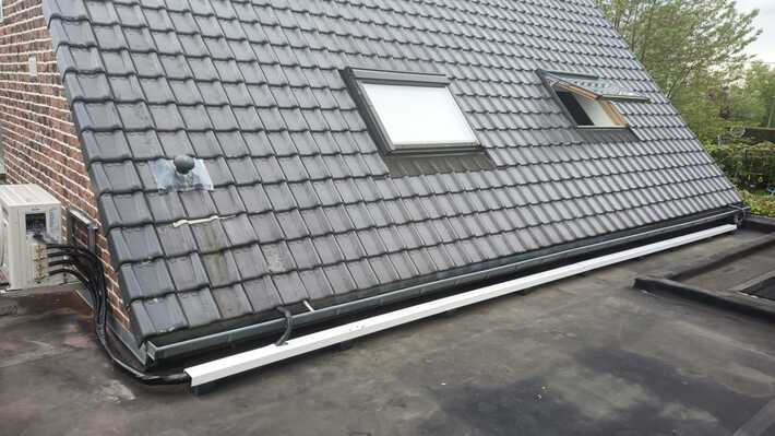 Realisatie Samsung multisplit aircowarmtepomp met 2 binnenunits Wind Free Comfort + Elite te Asse