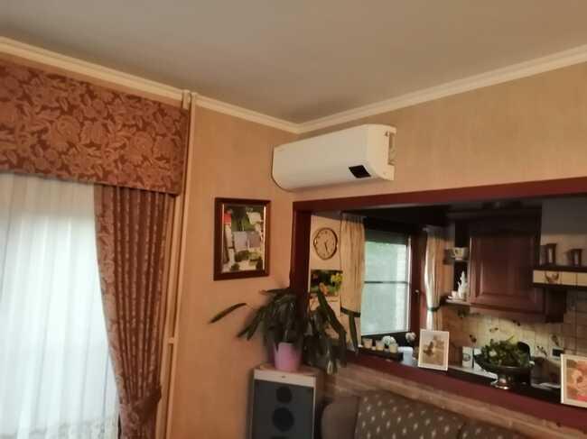 Realisatie Samsung multisplit airco/warmtepomp met 3 Luzon + Wind Free Comfort binnenunits te Drongen