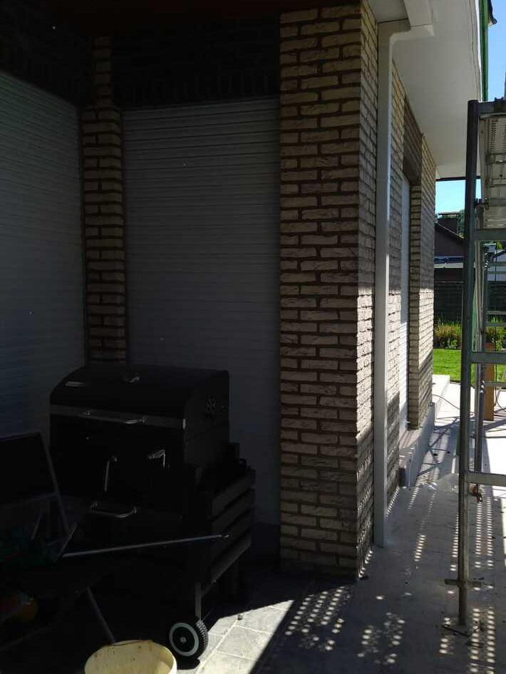 Realisatie 2x Samsung single split warmtepomp vloermodel te Liedekerke