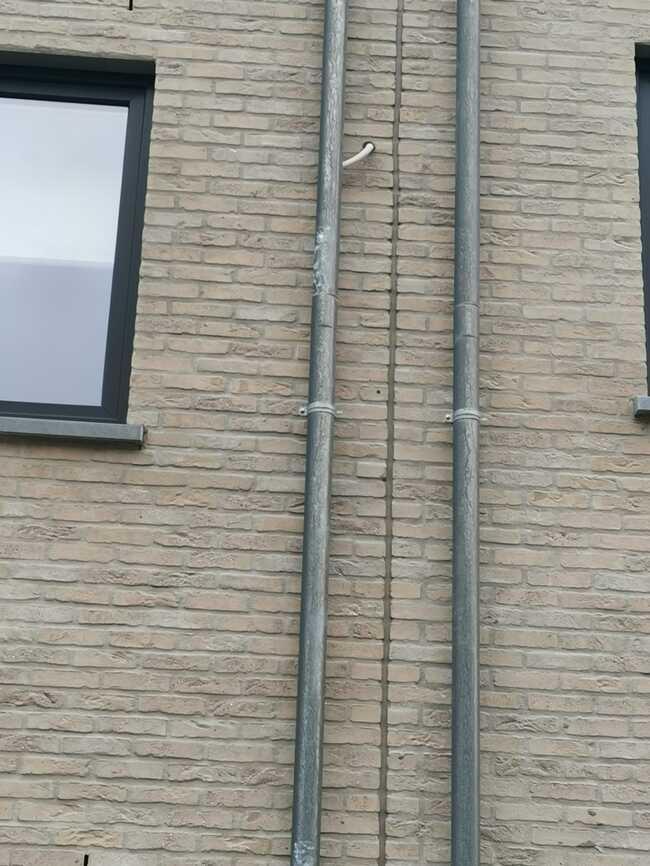 Realisatie Samsung multisplit aircowarmtepomp met 2 binnenunits Wind Free Comfort te Zottegem