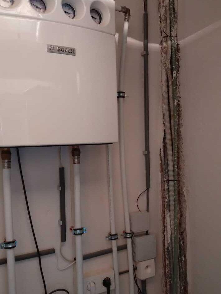 Realisatie Samsung multisplit aircowarmtepomp met 4 binnenunits Wind Free Comfort te Zottegem