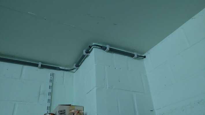 Realisatie Mitsubishi multisplit aircowarmtepomp met 2 binnenunits te Herdersem
